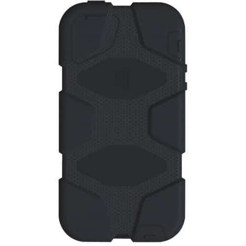 Griffin Survivor Black for iPhone 5c