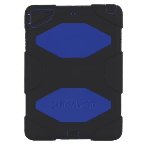 Griffin Survivor for iPad Air Black Blue
