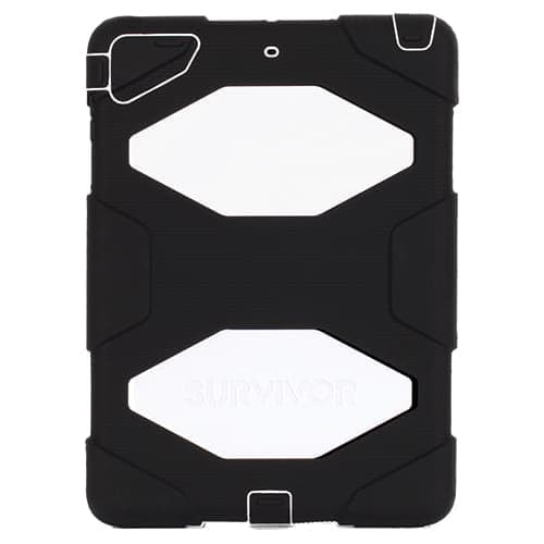 Griffin Survivor for iPad Air Black White