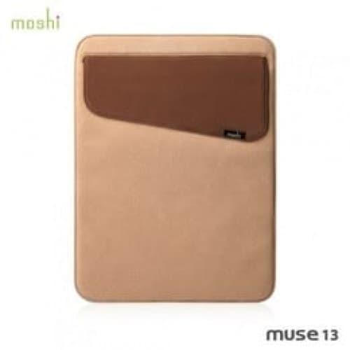 "Moshi Muse 13 Sahara Beige for Macbook Air Pro 13"""