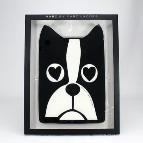 "Marc Jacobs ""Shorty the Boxer"" Case  for iPad 4 3 2"