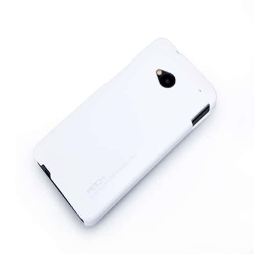 HTC One Rock Naked Shell White
