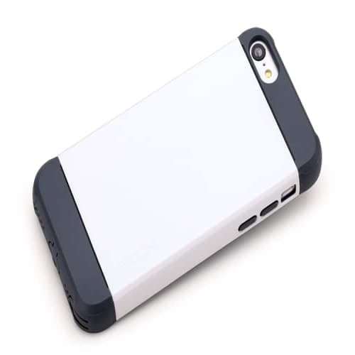 ROCK iPhone 5C Shield Series White