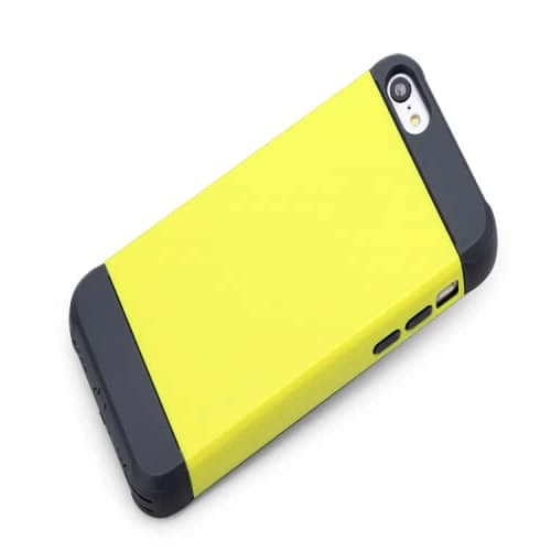 ROCK iPhone 5C Shield Series Yellow
