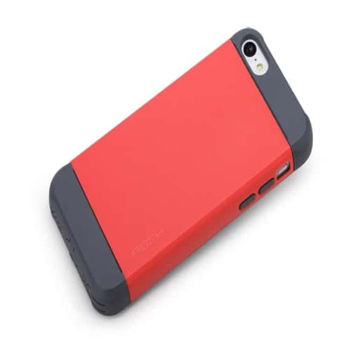 ROCK iPhone 5C Shield Series Red