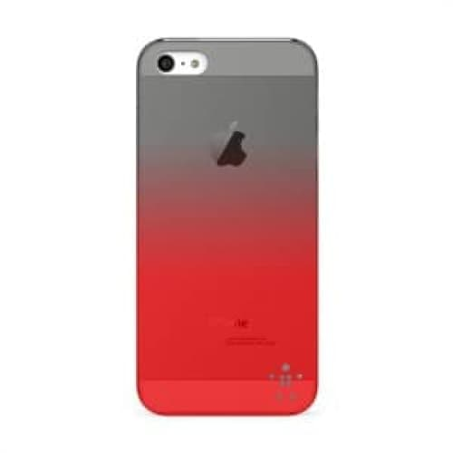Belkin Micra Fade Luxe for iPhone 5 5s Overcast Ruby