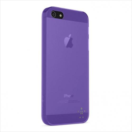 Belkin Micra Sheer Matte Case for iPhone 5 5s Volta