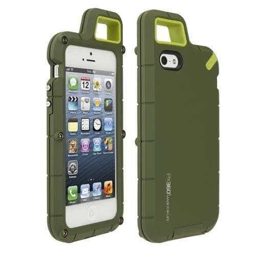 PureGear PX360 Extreme Protection System for iPhone 5 (Kelp Green)