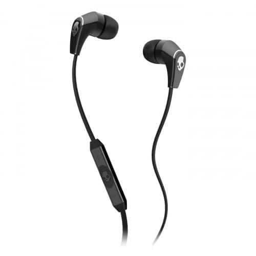 Skullcandy 50/50 In-Ear Headphones Black/Chrome