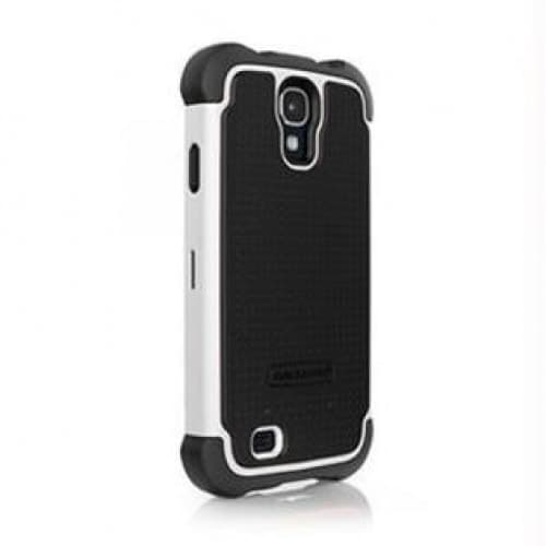 Ballistic Shell Gel for Samsung Galaxy S4 Black White