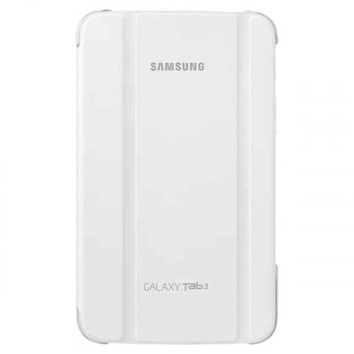 Official Samsung Galaxy Tab 3 7.0 Book Cover White