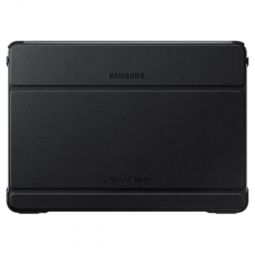 Samsung Galaxy Note 10.1 2014 Edition Book Cover Black