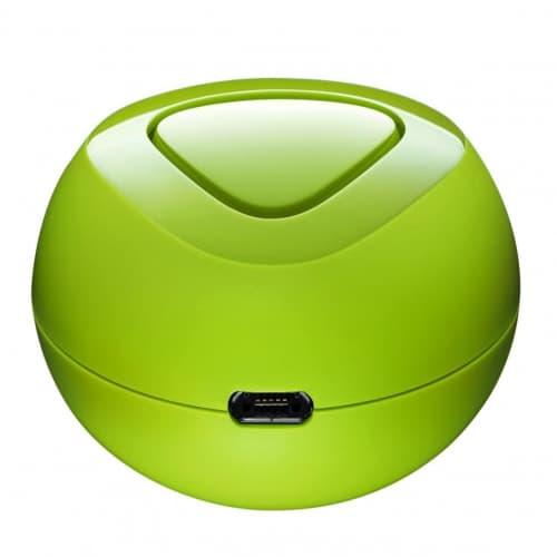 Nokia BH-220 Luna Wireless Bluetooth NFC Headset Green