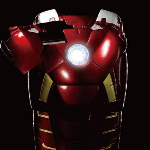 Iron Man Mark VII iPhone 5 Case From 86Hero