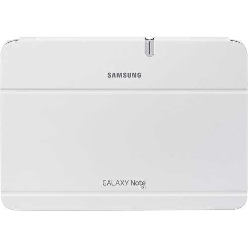 Samsung Galaxy Note 10.1 Book Cover White