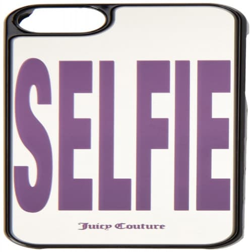 Juicy Couture Case for iPhone 5 5s Selfie Mirror