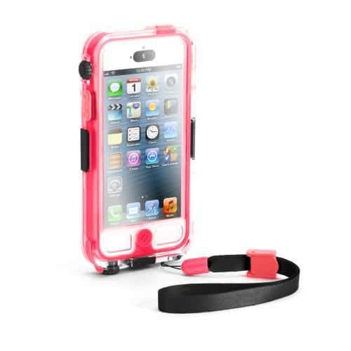 Griffin Survivor + Catalyst Waterproof Case for iPhone 5 Pink