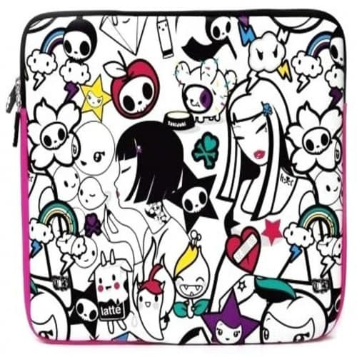 "Tokidoki Dream 15"" Macbook Pro Neoprene Laptop Sleeve"