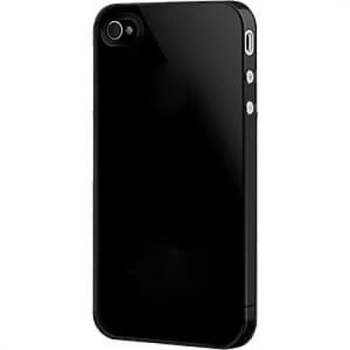 SwitchEasy Ultra Black Nude Hardshell iPhone 4 Case