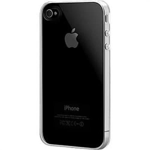 SwitchEasy Ultra Clear Nude Hardshell iPhone 4 Case