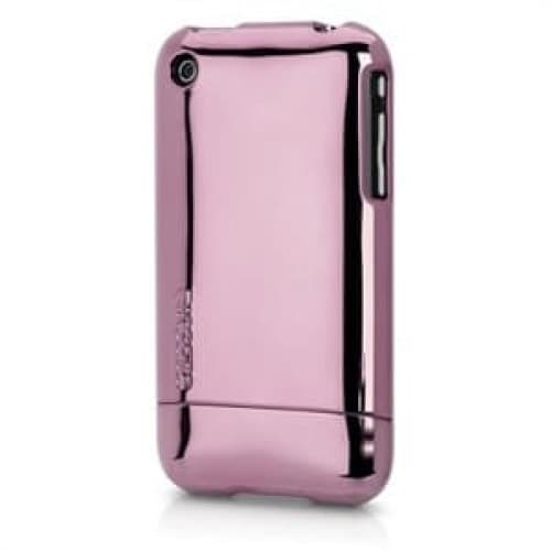 InCase Chrome Slider Pink Pearl Cover Case for iPhone 3G 3GS