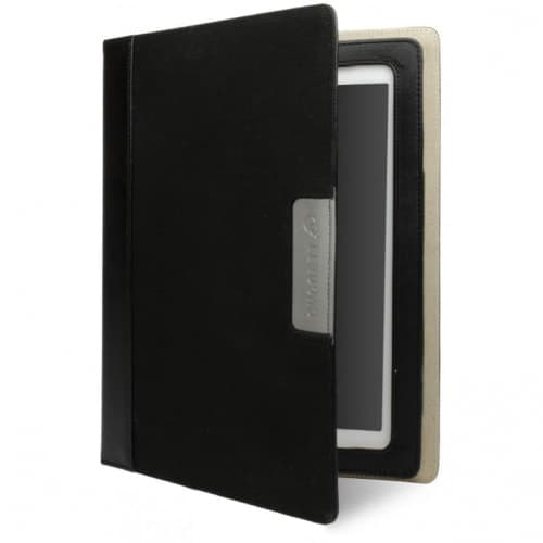 Cygnett Alumni Canvas Case for the new iPad & iPad 2 (Black)