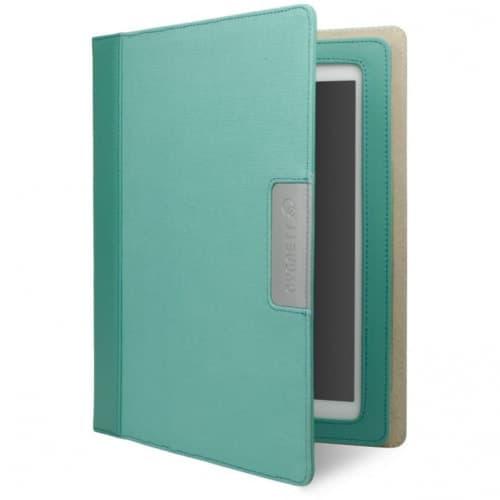 Cygnett Alumni Canvas Case for the new iPad & iPad 2 (Green Jade)