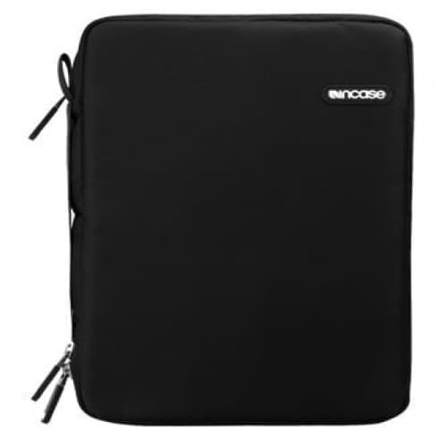 Incase Black Travel Kit Plus Neoprene Carrying Case for iPad iPad 2 iPad 3 - CL57513