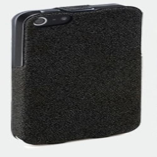 Black ROCK Flip Leather Case