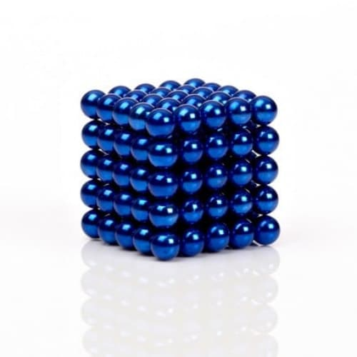 Buckyballs Chromatics 216 Blue Balls