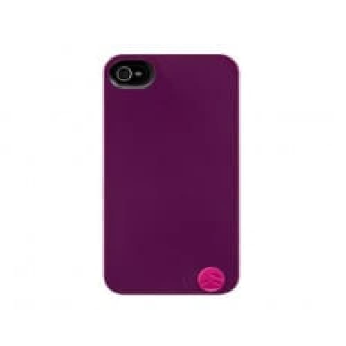 Switcheasy Card for iPhone 4 4S Purple