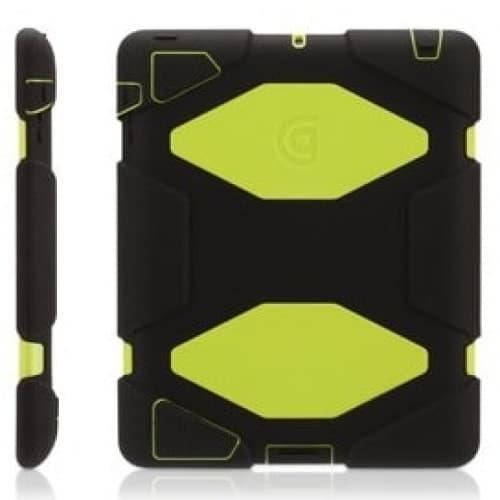 Griffin Survivor Black Citron for iPad 2, iPad 3 and iPad (4th Gen)
