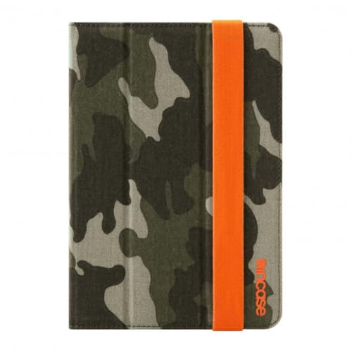 Incase Maki Jacket for iPad Mini Forest Camo Orange