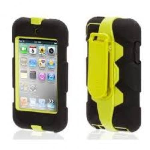 Griffin Survivor for iPod touch 4G 4th gen Black Citron