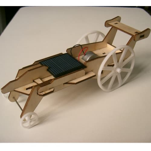 DIY Solar Kits Solar Car