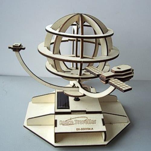 DIY Solar Kits Space Traveler