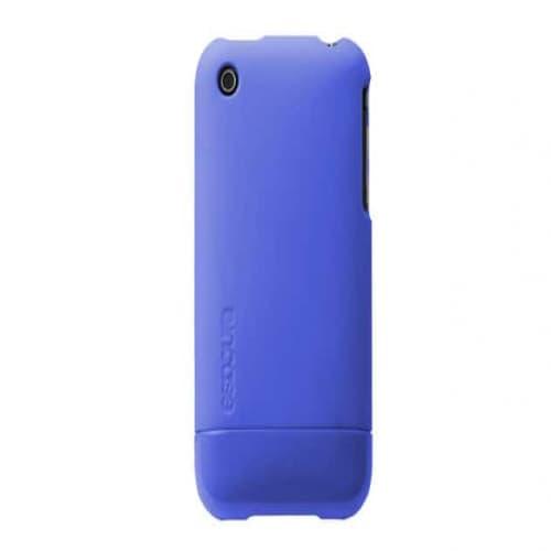 InCase Fluro Blue Fluorescent Slider Cover Case for iPhone 3G 3GS