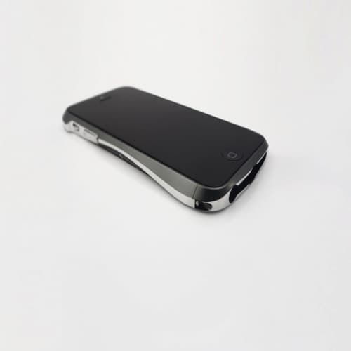 DRACO 5 ALUMINUM BUMPER for iPhone 5 (Graphite Gray)