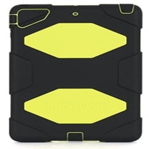 Griffin Survivor for iPad Air Black Citron