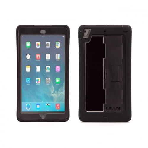 Griffin Survivor Slim for iPad Air Black