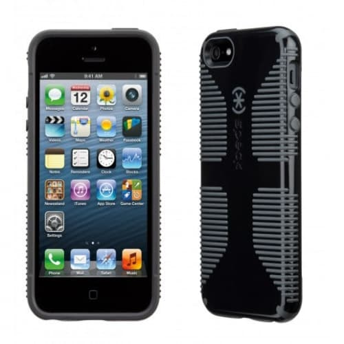 Speck Products CandyShell Grip for iPhone 5 - Black/Slate