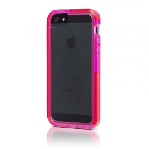 Tech21 Impact Band Pink for iPhone 5 5s