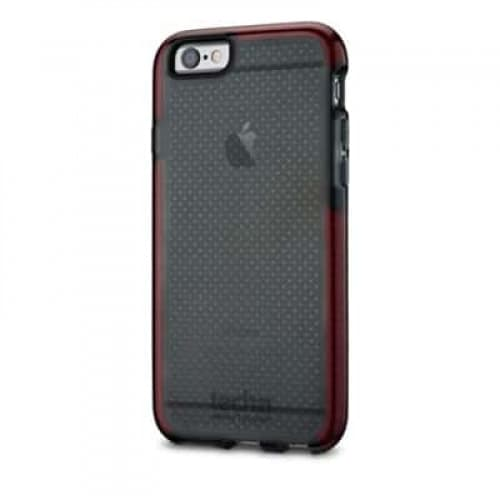 Tech21 Evo Mesh Case (Drop Protective) for iPhone 6 Smoke Red