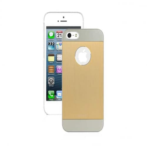 Moshi iGlaze Armour Metal Case for iPhone 5 - Bronze