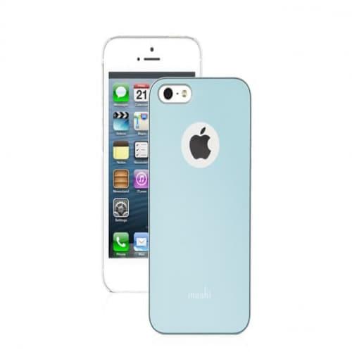 Moshi iGlaze Slim Case Blue for iPhone 5