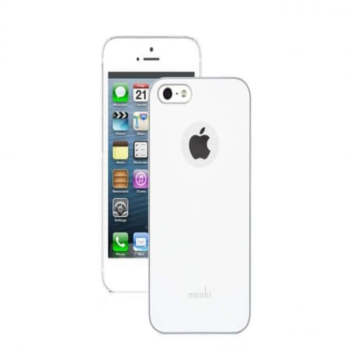 Moshi iGlaze Slim Case White for iPhone 5