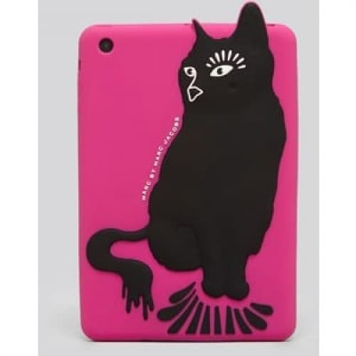 Marc Jacobs Rue Cat iPad Mini iPad Mini 2 Case Pop Pink