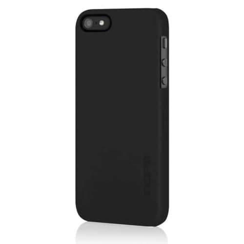 Incipio Feather Black For iPhone 5 Ultra Thin Snap-On Case