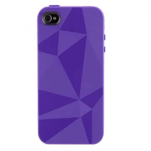 Speck GeoMetric Case for iPhone 4 Purple