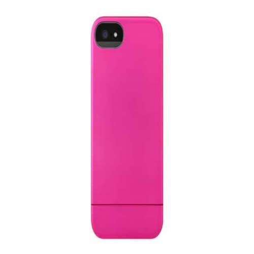 Incase Pop Pink Metallic Slider Case for iPhone 5
